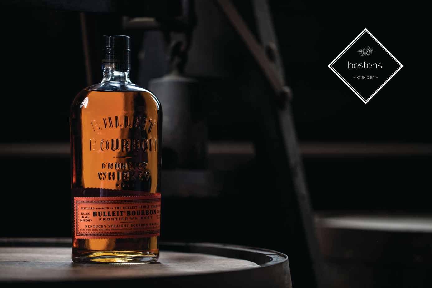 Bulleit Whiskey | Ein Bourbon mit langer Geschichte