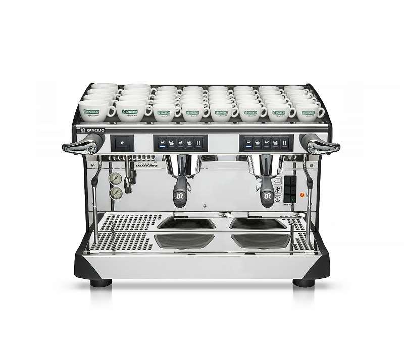 espressomaschine gastronomie gebraucht Rancilio CLASSE 7E 2GR COMPACT