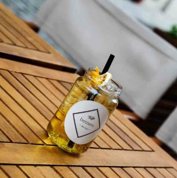 Cocktails to go jannis joplin ginger ale
