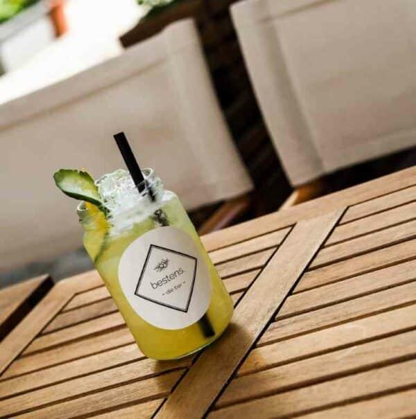 Cocktail to go pipeline cocktailbar bestens