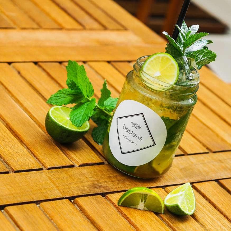 cocktail mojito to go take away