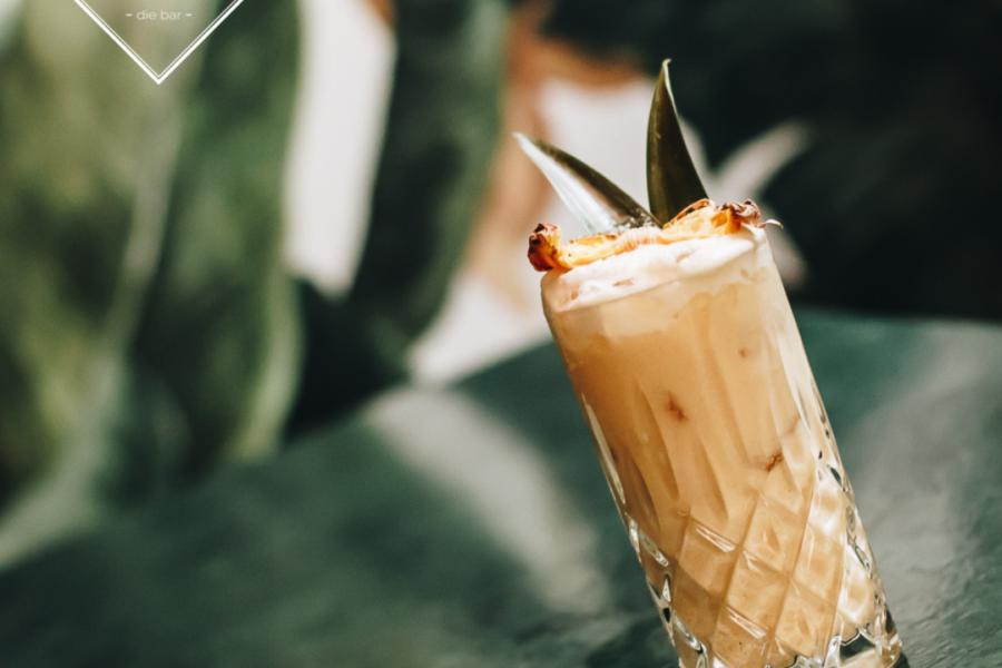 Love Puff Colada Cocktail Rezept