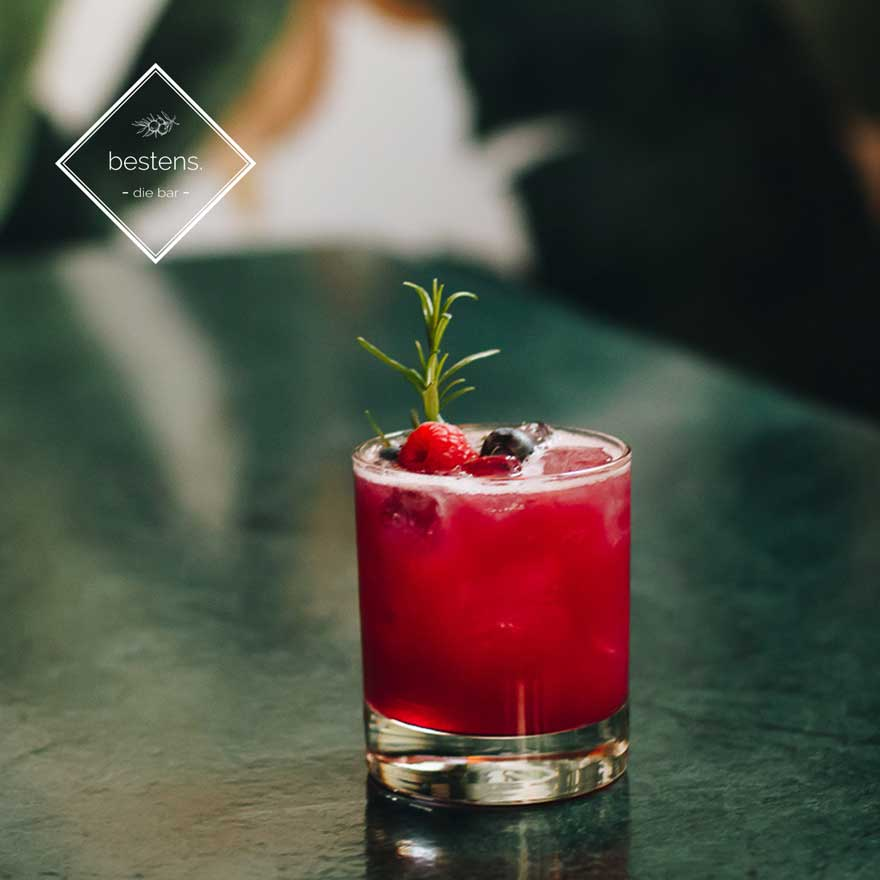 Cocktail Rezept Wildberry Smash