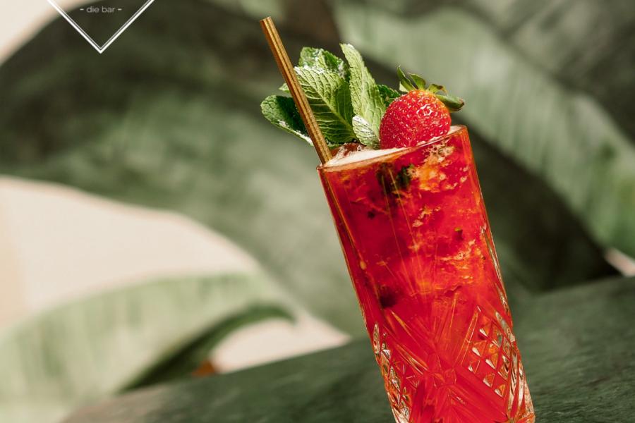 Salberry Cocktail Rezept